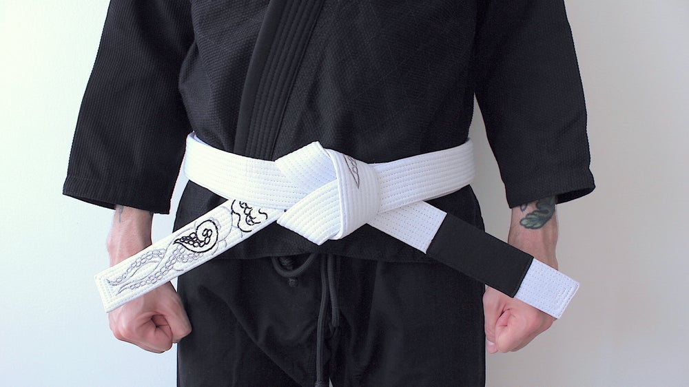 Image of KRAKKEN クラクケン White belt