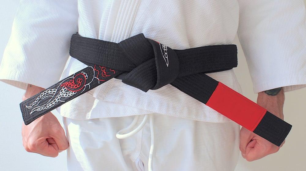 Image of PRE ORDER - KRAKKEN クラクケン Black belt
