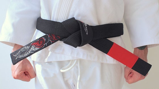 Image of KRAKKEN クラクケン Black belt