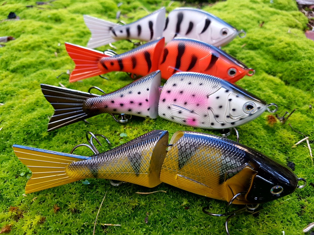 Image of Double dog glide baits (DDG)