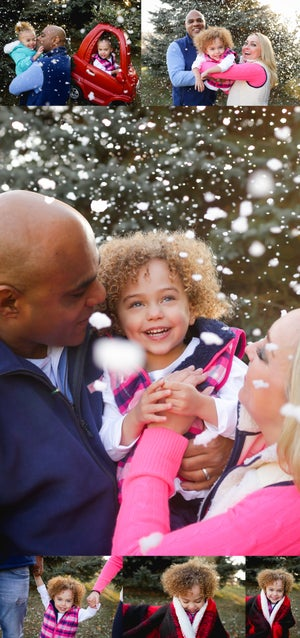Image of Holiday Mini Session-Indoors and Outdoors Option ($100 booking-deposit only) $325