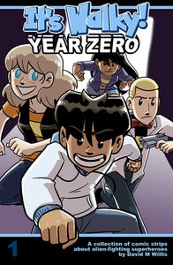 Image of It's Walky!: Year Zero book