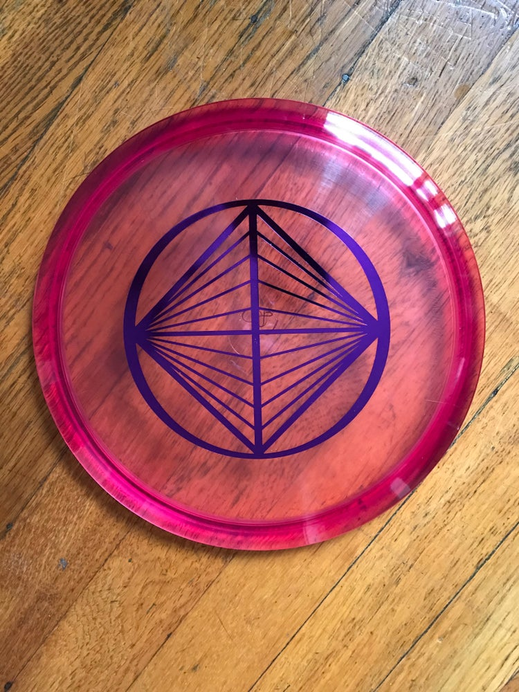 Image of Champ RocX3 (Magenta with Purple Diamond Stamp)