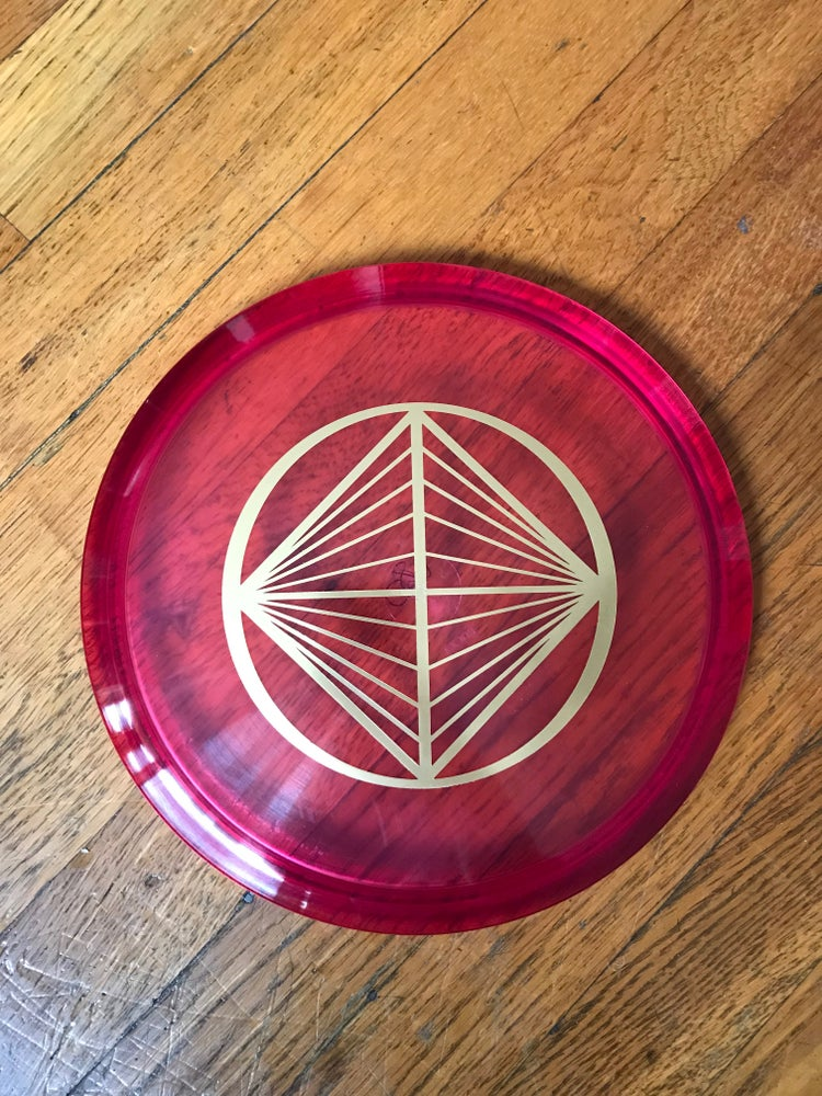 Image of Champ RocX3 (Magenta with Gold Diamond Stamp)