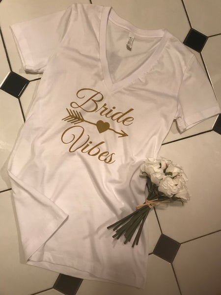 Image of Bride Vibes T