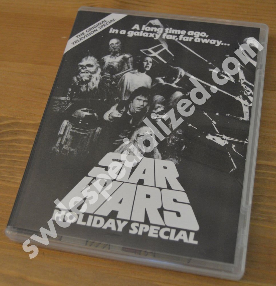 Image of SW Holiday Special DVD