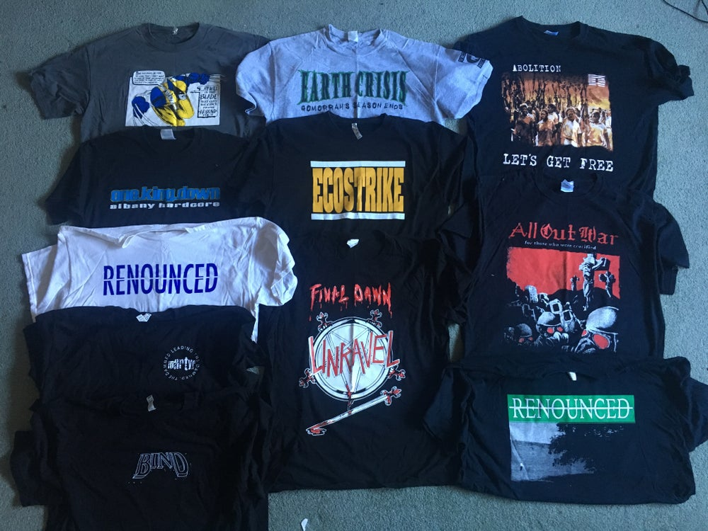 Image of Second Hand Shirts