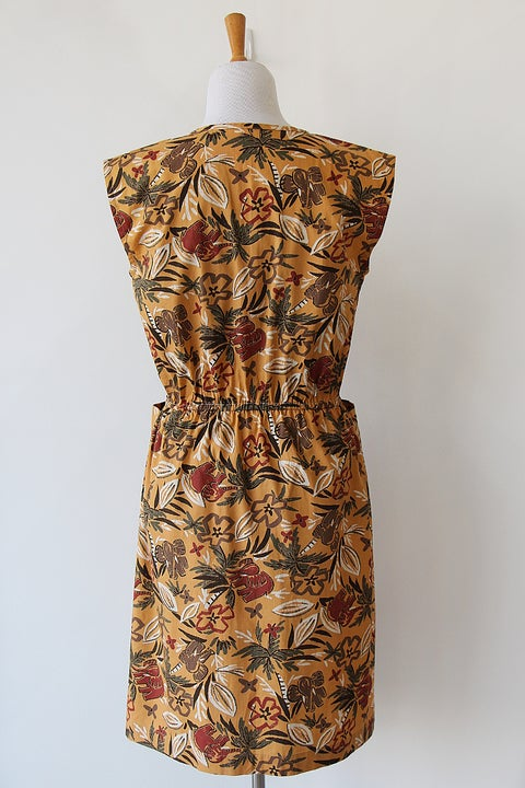 Image of SOLD Elephant Safari Dress