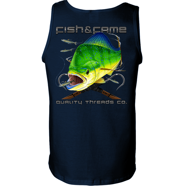 Image of Dorado Tank Top (navy)
