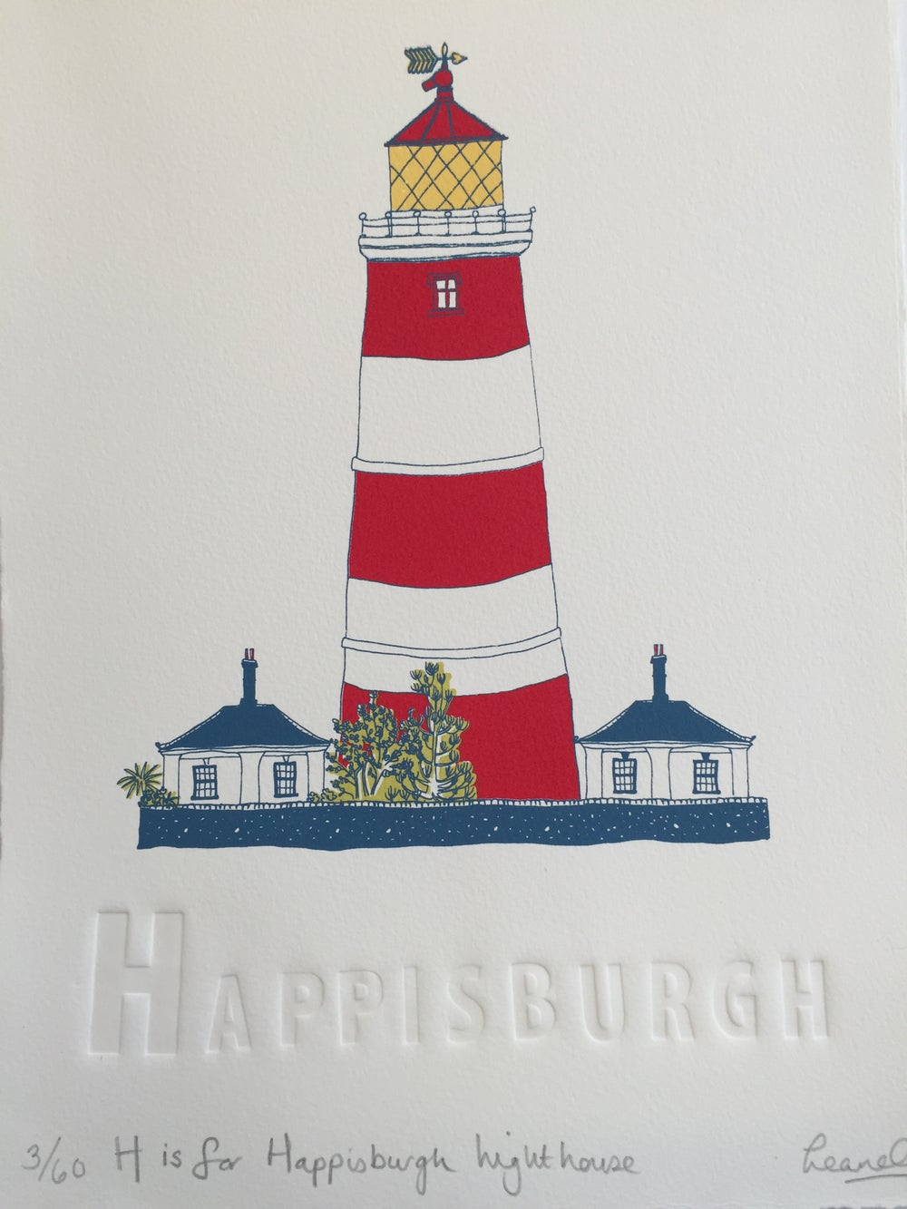 Image of H is for Happisburgh