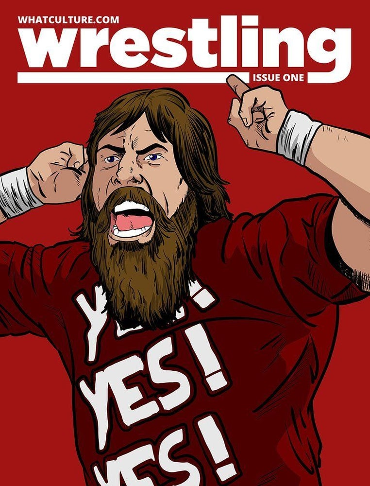 Image of WhatCulture Wrestling Magazine Issue 1