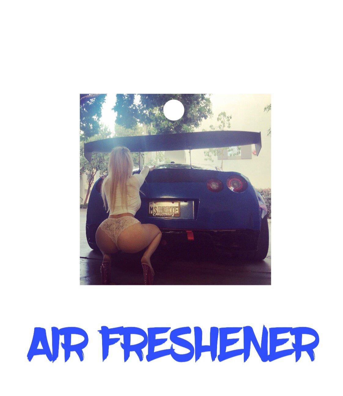 Image of BLUE GTR AIR FRESHENER