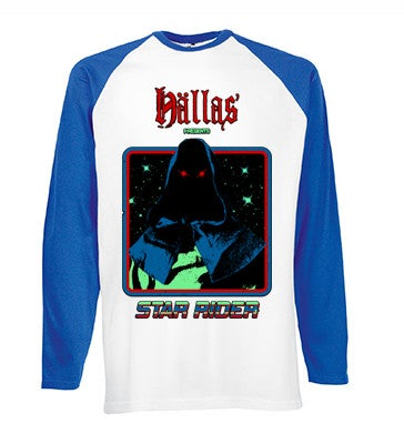 Image of Star Rider Platinum Edition Longsleeve Baseball shirt