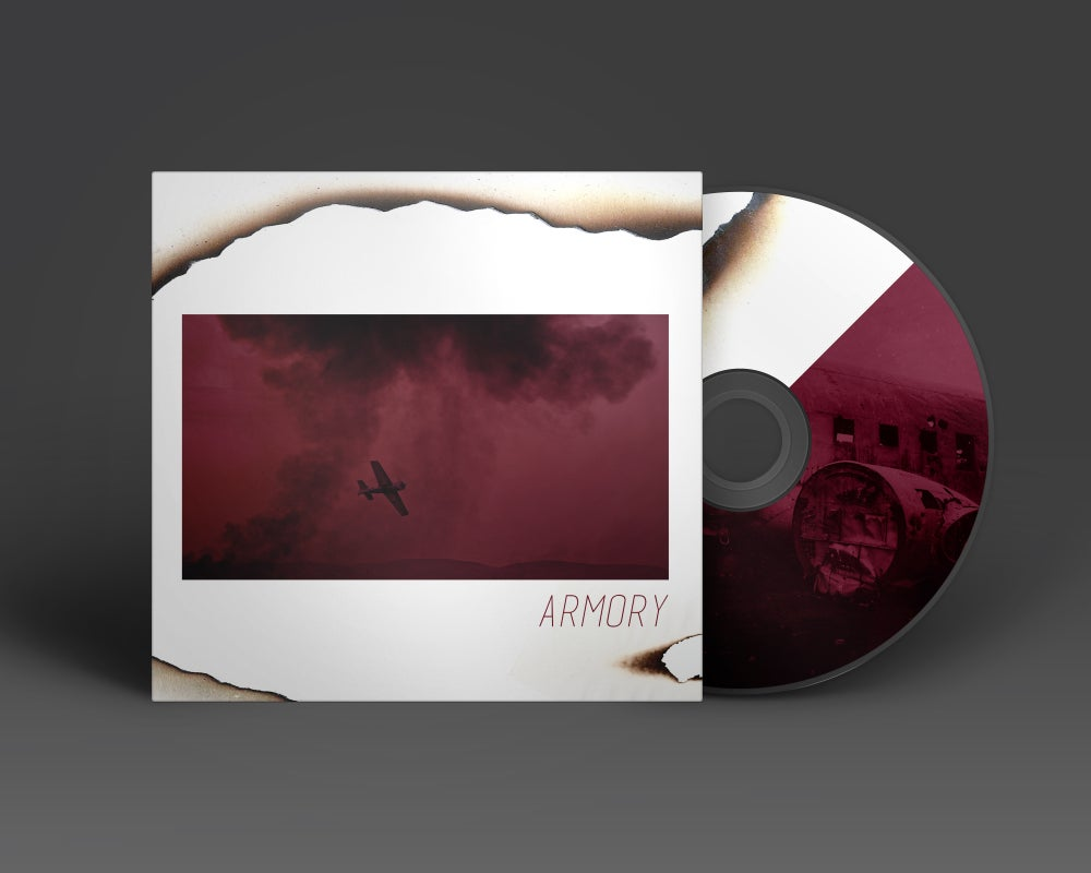 Image of Armory EP Physical CD