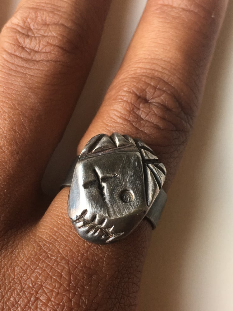 Image of Lucky Marie LaVeau Ring