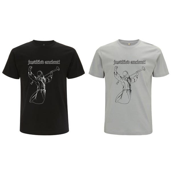 Image of Ancient Methods - Justified Ancient (redux) T-Shirt