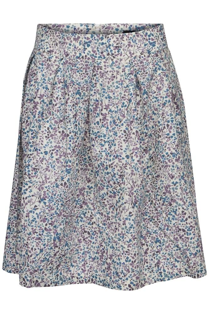 Image of Liberty nederdel lilla/blå