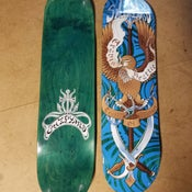 "Image of Shipyard Skates ""TESTER OF PRODUCT"" deck"