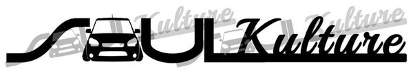 Image of Official Soul Kulture Windshield Banner