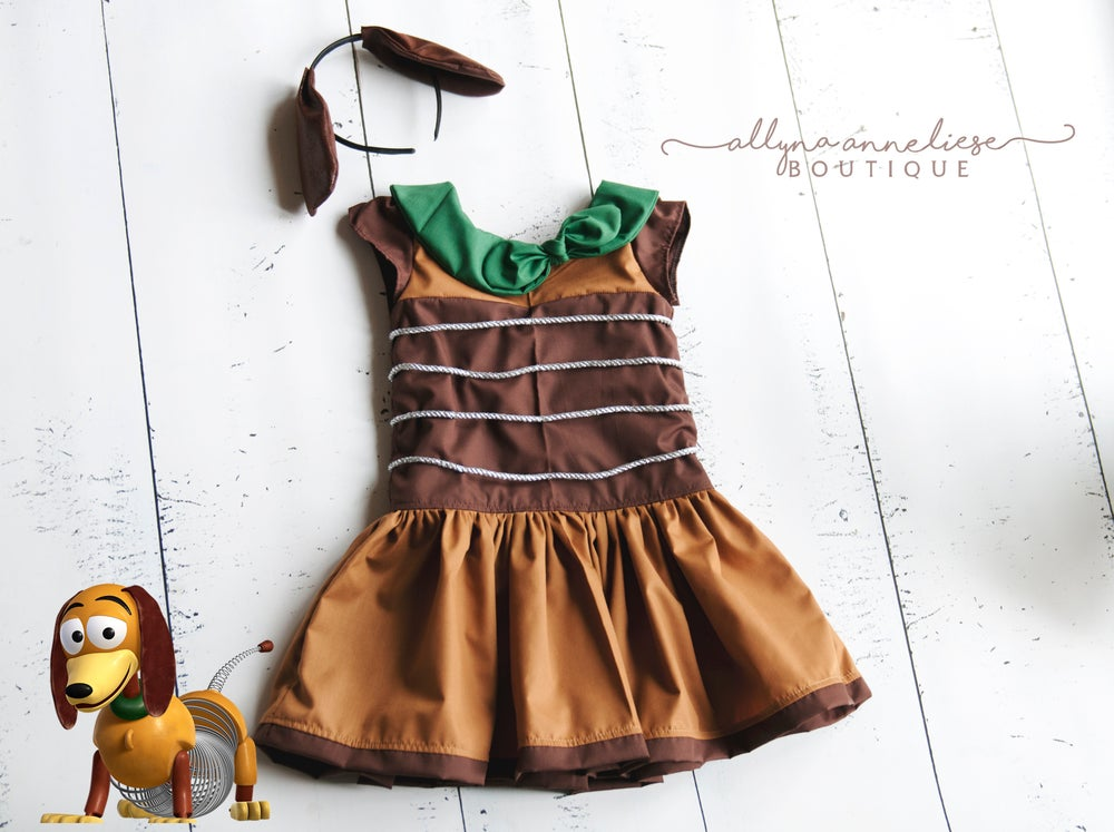 Image of Slinky Dress
