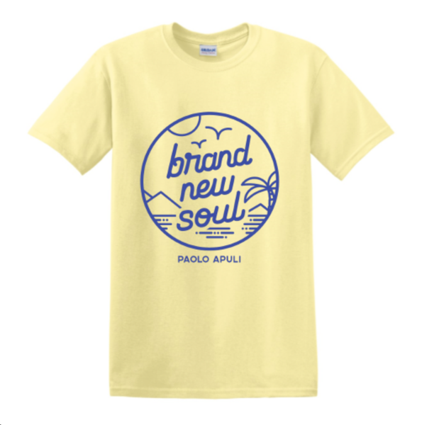 Image of Brand New Soul T-shirt