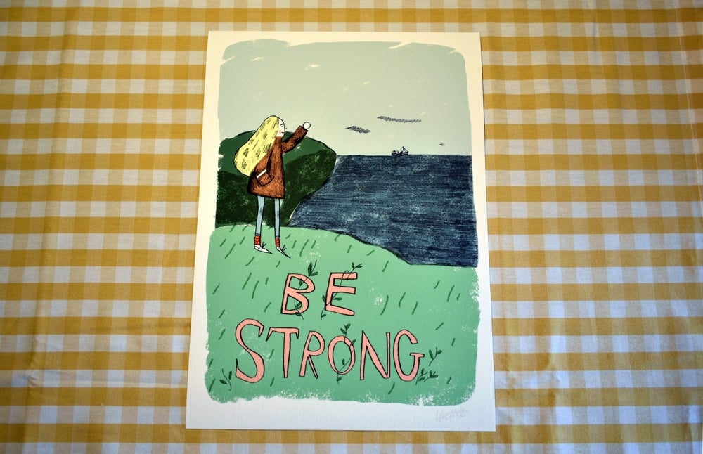 Image of Be Strong