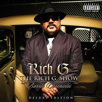 Image of Rich G - The Rich G Show Barrio Chronicles [PRE-ORDER]