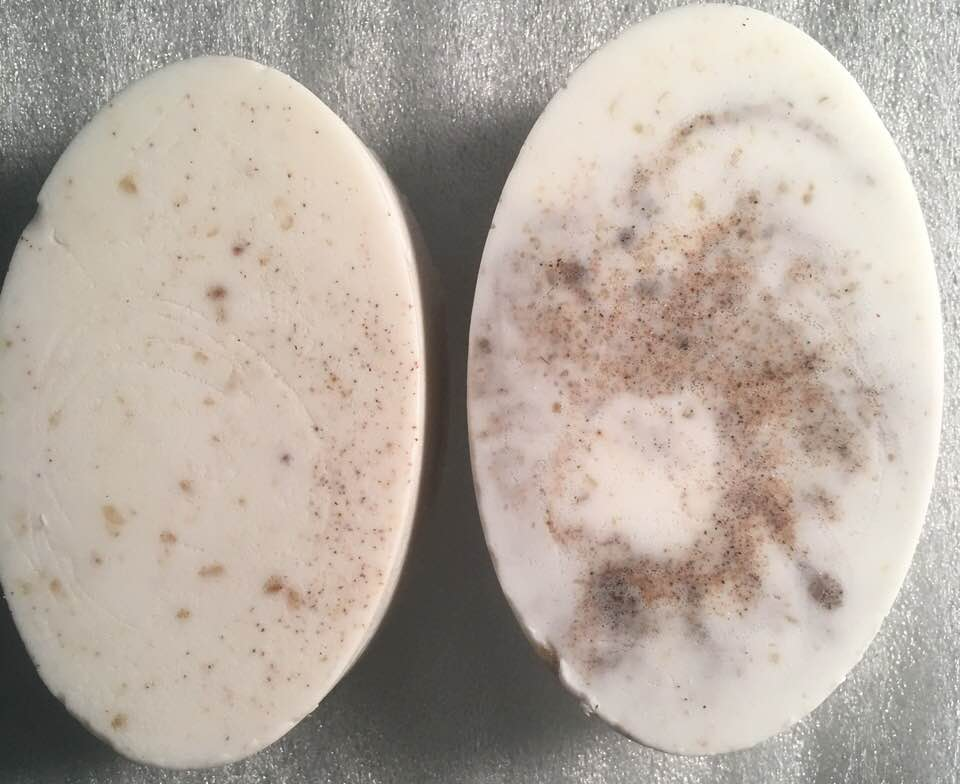 Image of  Pumice and walnut shavings Exfoliating Soap Bar
