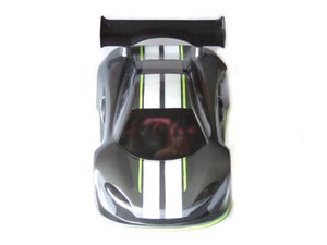 Image of Phat Bodies GTM Superlight GT12 body shell for Schumacher Atom Zen or Mardave