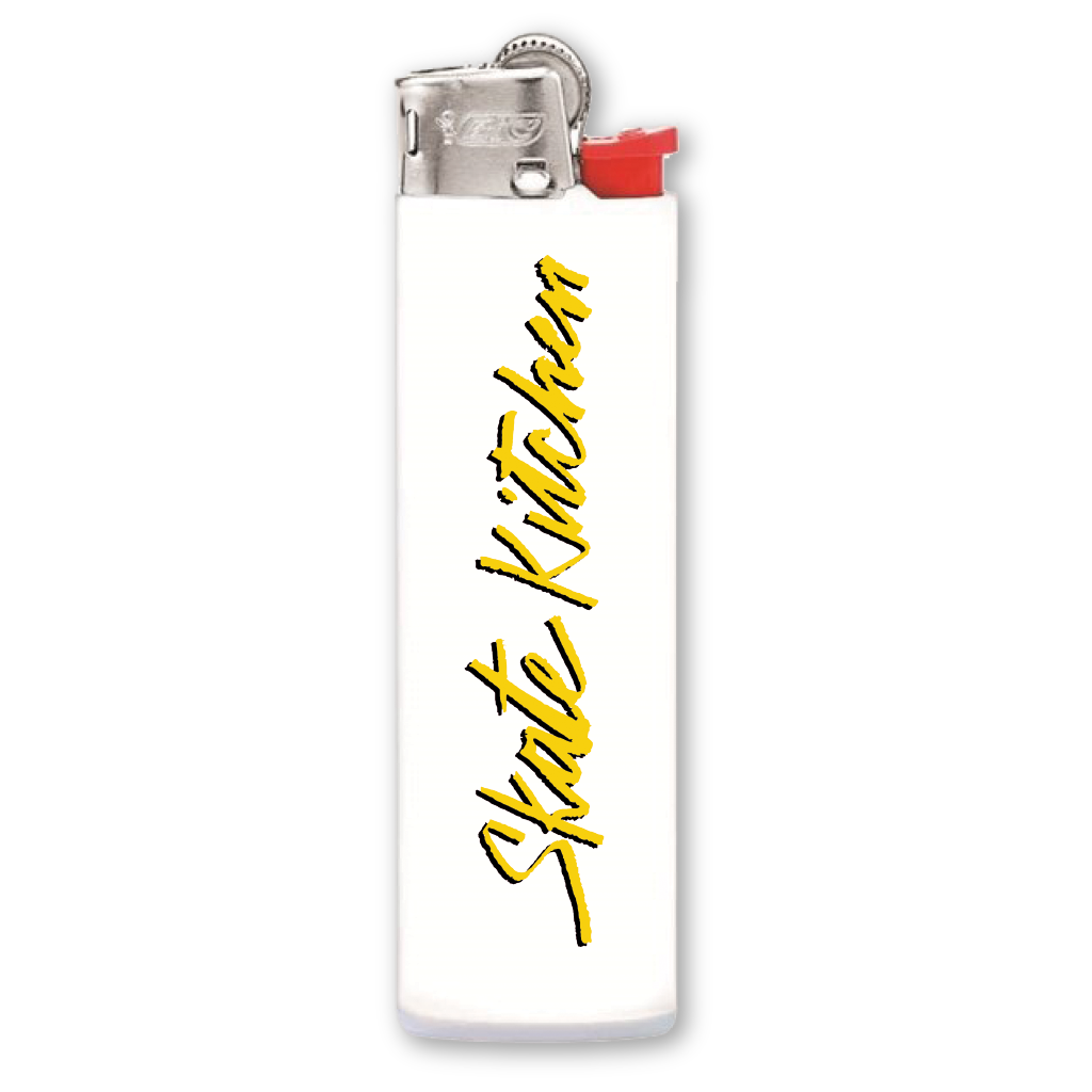Image of Skate Kitchen Lighter (White)