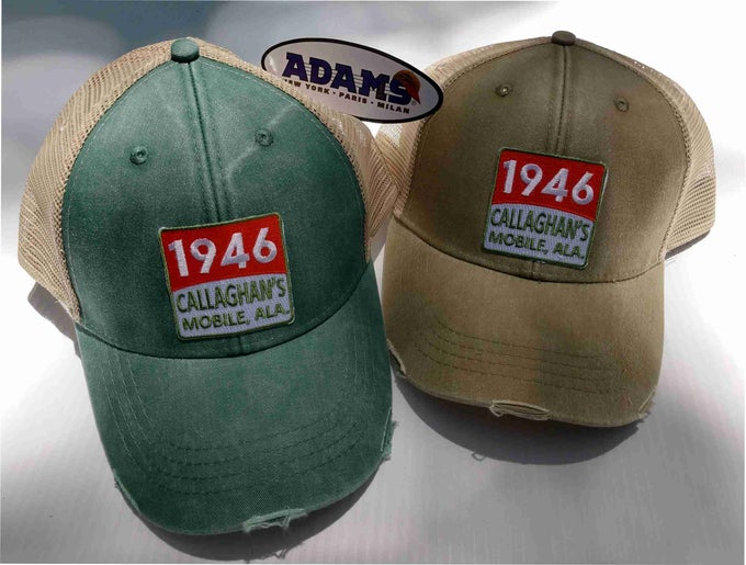Image of 1946 Adam's Structured Trucker