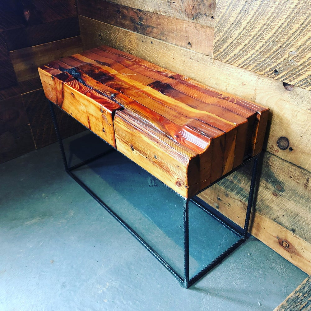 Image of Small bench