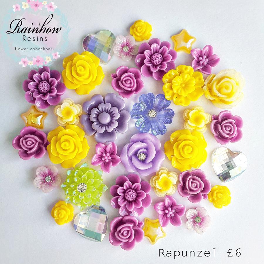 Image of Rapunzel mix