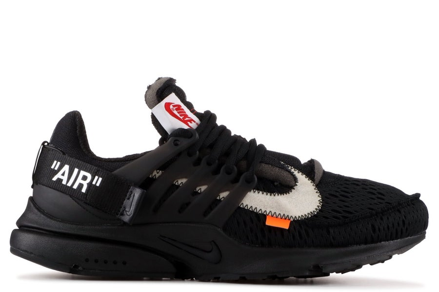 "Image of Nike Air Presto x OFF-WHITE ""BLACK"""