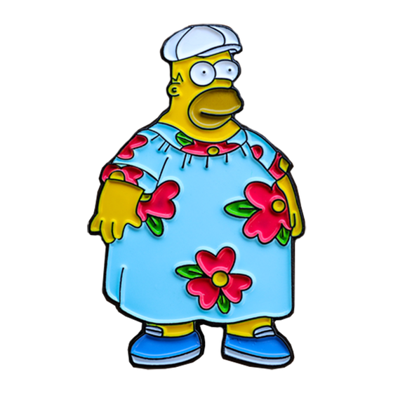 Image of King Size Homer
