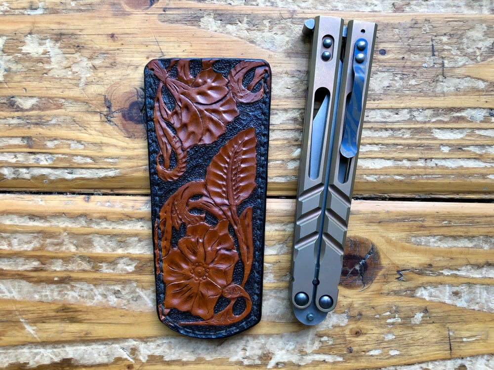 "Image of ""Baller"" Balisong Sheath"