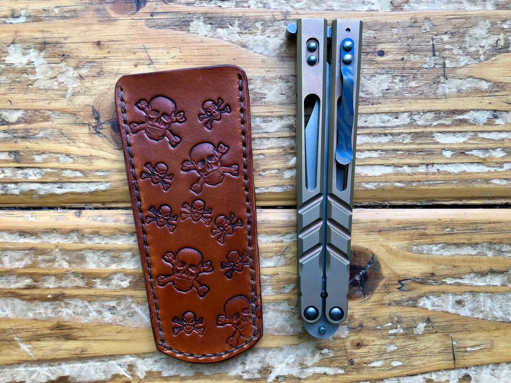 "Image of ""Knucklehead"" Balisong Sheath"
