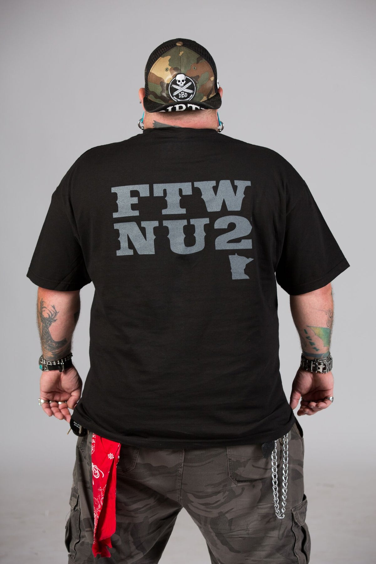 Image of FTWNU2 LOGO SHIRT