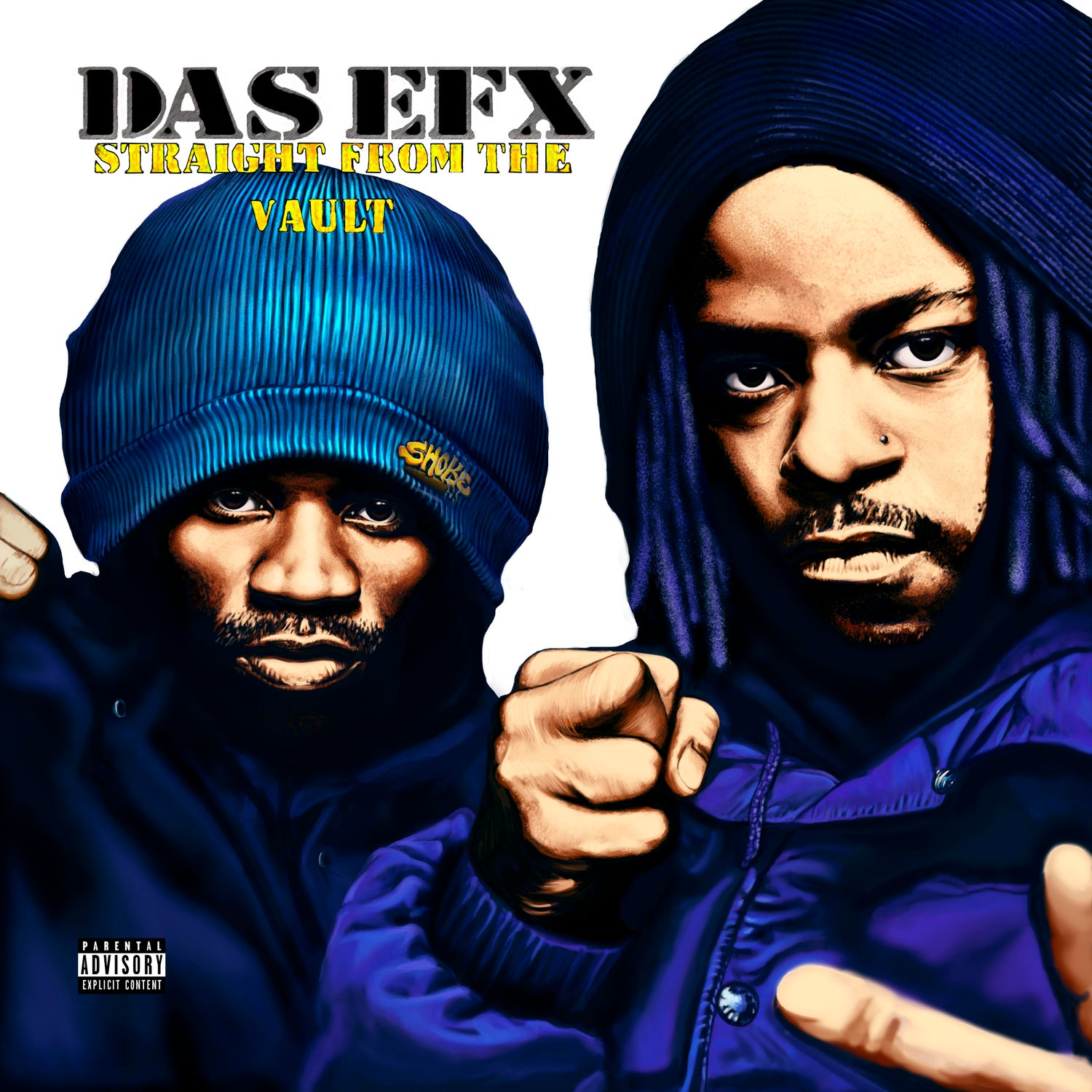 Image of Das EFX - Straight from the Vault CD