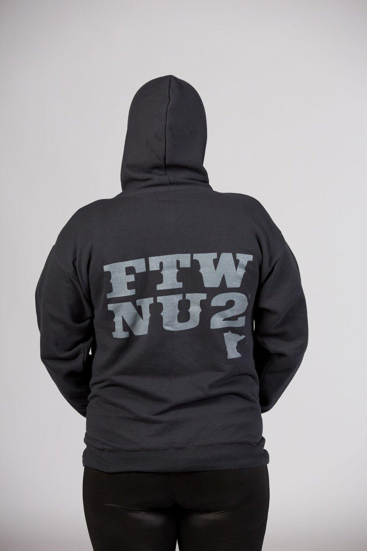 Image of FTWNU2 LOGO HOODIE