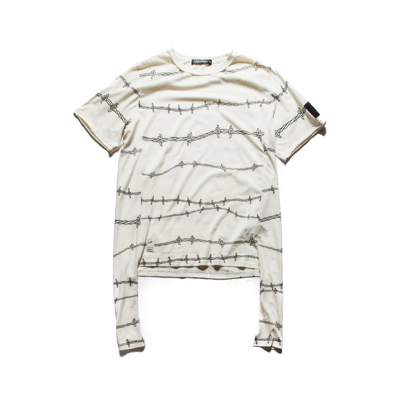 Image of TWIRLING WIRES TEE