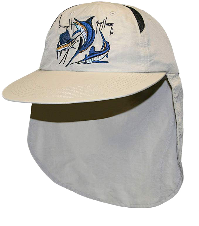 Image of Guy Harvey Grand Slam Guide Hat