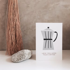 Image of More than coffee