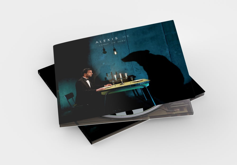 Image of Comme un ours - CD Digipack