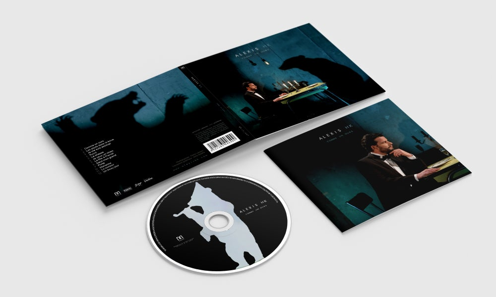Image of Comme un ours - CD Digipack (PRE-COMMANDE)