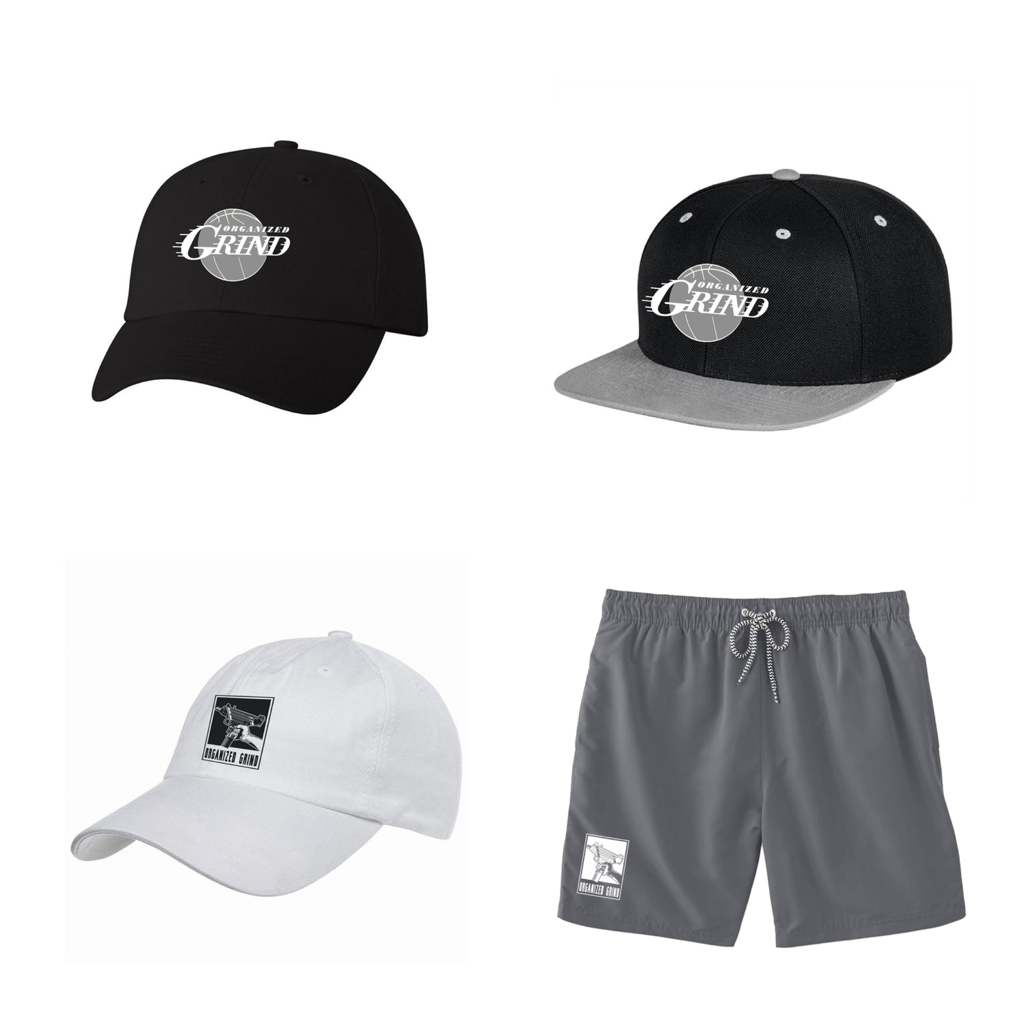 Image of New OG Summer Hats & Swimming Shorts
