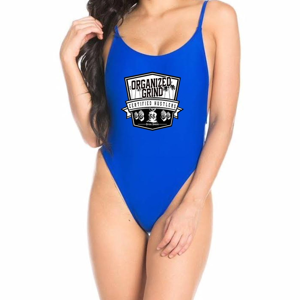 Image of  Woman's One Piece Swim Suits