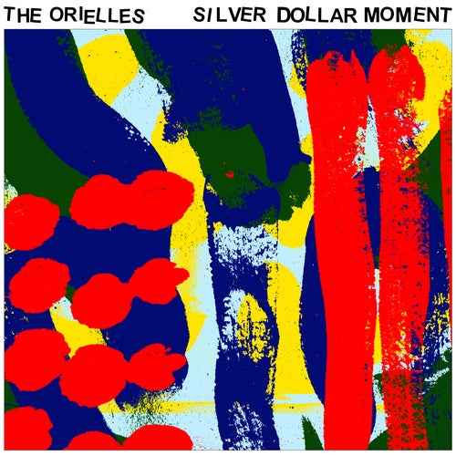 Image of THE ORIELLES - 'SILVER DOLLAR MOMENT' [CD]