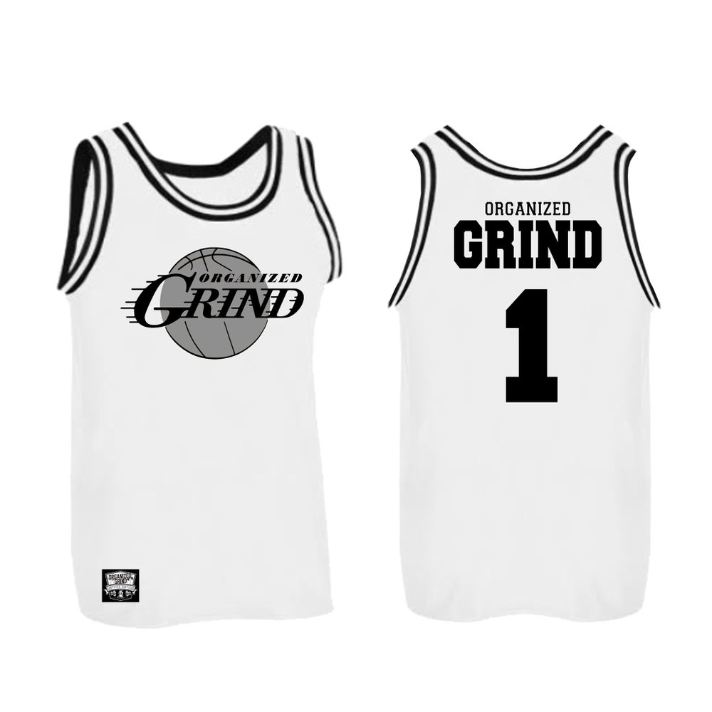 Image of New OG Basketball Jersey
