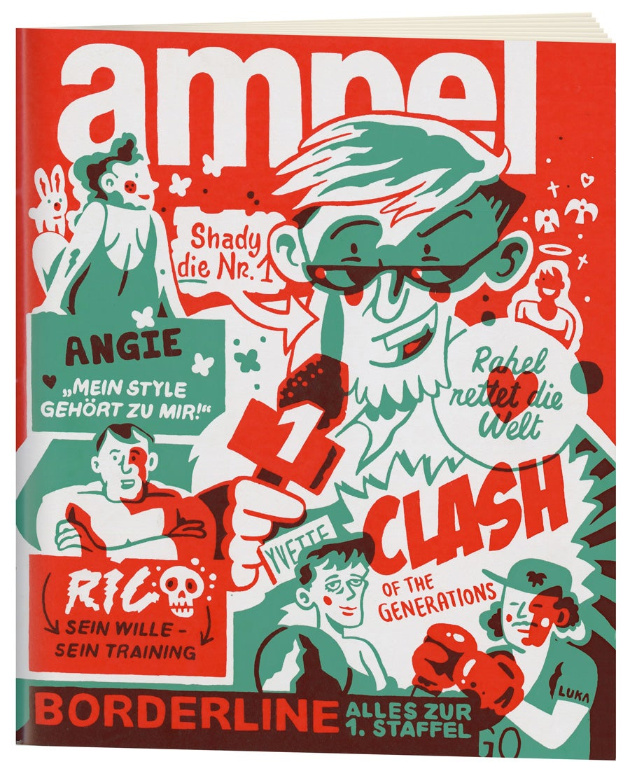 Image of Ampel Magazin #17